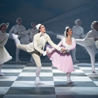 Initial Tour Dates Announced For Matthew Bourne's NUTCRACKER!