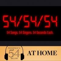 WATCH: 54/54/54 on #54BelowAtHome at 6:30pm! Photo