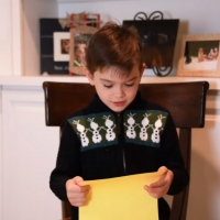 VIDEO: Kids Read Letters to Santa on KIDS SAY THE DARNDEST THINGS
