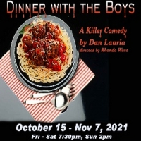 The Adobe Theater to Present DINNER WITH THE BOYS Photo