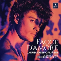Countertenor Jakub Józef Orliński Releases Second Album 'Facce d'amore' Photo