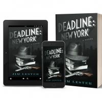 Jim Lester Releases New Mystery Novel DEADLINE: NEW YORK