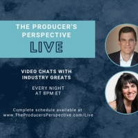 THE PRODUCER'S PERSPECTIVE LIVE! to Feature Stephen Schwartz, Sierra Boggess, Alex Brightman & More!