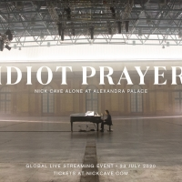 Nick Cave Presents 'Idiot Prayer: Nick Cave Alone at Alexandra Palace' Photo