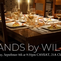 SANDS BY WILLA Staged Reading to Be Presented At Caveat Photo