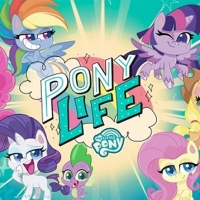 Discovery Family Channel Introduces MY LITTLE PONY: PONY LIFE Photo