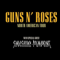 The Smashing Pumpkins Join Guns N' Roses Tour As Special Guest Photo