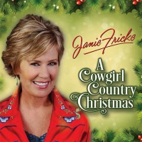 Janie Fricke Releases First Christmas Album 'A Cowgirl Country Christmas' Photo