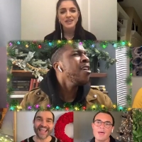 VIDEO: Leslie Odom Jr., Javier Munoz, Sasha Hutchings & More From HAMILTON Bring the  Photo