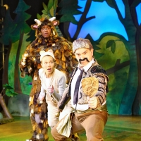 THE GRUFFALO Brings Monstrously Good Fun to the Belgrade Theatre