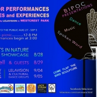 Renowned Performance Duo Lelavision Curate A Week Of BIPOC-Forward Art In Seattle Photo