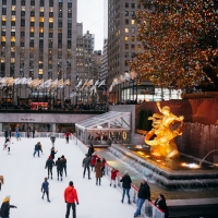 The Rink At Rockefeller Center To Open On Saturday, November 21 Photo