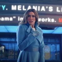 VIDEO: Laura Benanti Returns as Melania Trump to Sing a Parody of 'Belle' From BEAUTY Photo