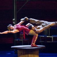 Oklahoma City Community College Welcomes Cirque Mechanics - Birdhouse Factory Photo