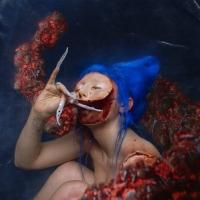 Ashnikko Continues Halloween Tradition With 'Halloweenie IV: Innards' Photo