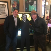Swingin' Social Distance Event Celebrates Frank Sinatra Photo