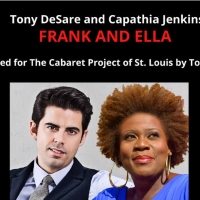 BWW Review: Tony DeSare and Capathia Jenkins Do FRANK AND ELLA Proud at The Cabaret P Photo