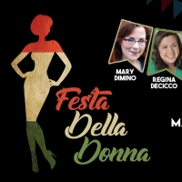 FESTA DELLA DONNA Comes To The Laurie Beechman Theatre