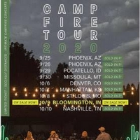 ONErpm Recording Artists The National Parks Launch The Campfire Tour 30 Shows Photo
