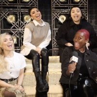 VIDEO: The Queens of SIX Get Ready to Make a Royal Return to the West End! Photo