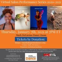 Mark DeGarmo Dance Broadcasts its Virtual Salon Performance Series Photo