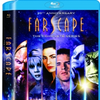 FARSCAPE Celebrates 20th Anniversary with Complete Series Blu-Ray