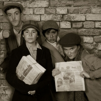 Extra! Extra! Peninsula Youth Theatre Presents  Disney's NEWSIES Photo