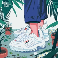Justa Faze Releases New Single 'Dirty Filas' Ahead of Debut EP Photo