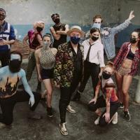 VIDEO:  Elliott Mattox Rings in the New Year With 'I'm Still Standing' Elton John Tri Photo