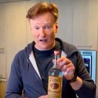 VIDEO: Conan Shares His Guide To Making Hand Sanitizer At Home Video