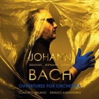 Rinaldo Alessandrini & Concerto Italiano Perform Overtures Of Three Johann Bachs On New Album