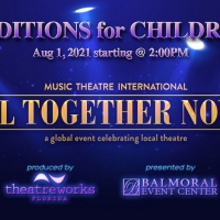 Children's Auditions Announced for ALL TOGETHER NOW! - A Global Event Celebrating Loc Photo