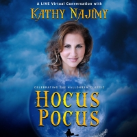 NJPAC to Host HOCUS POCUS: A LIVE VIRTUAL CONVERSATION AND Q&A WITH ACTRESS KATHY NAJ Photo