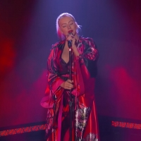 VIDEO: Christina Aguilera Performs 'Loyal Brave True' on JIMMY KIMMEL LIVE! Photo