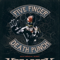 Five Finger Death Punch Announce 2020 European Arena Headlining Tour Photo
