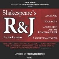 SHAKESPEARE's R&J Comes To Pieter Toerien's Montecasino Theatre