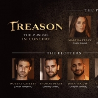 TREASON THE MUSICAL Starring Lucie Jones, Oliver Tompsett and More Returns for Encore Photo