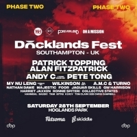 Southampton's Docklands Festival Unveils Patrick Topping, Alan Fitzpatrick, Andy C, and More