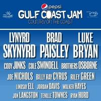 Pepsi Gulf Coast Jam Announces Full Lineup Photo