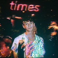 SG Lewis Announces Long-Awaited Debut Album 'Times' Photo