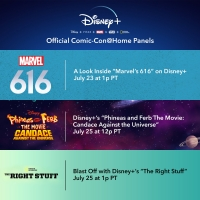 Disney+ Joins Comic-Con@Home To Present Upcoming Originals Photo