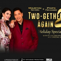 Martin Nievera and Pops Fernandez Return to M Resort Spa Casino for 'Two-Gether Again 2'