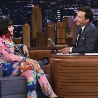 VIDEO: Charli XCX Sits Down and Performs on THE TONIGHT SHOW