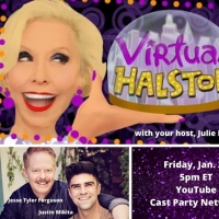 BWW Previews: Julie Halston Welcomes The Ferguson-Mikita Family To Her January 29th S Photo