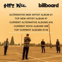 Soft Kill 'Dead Kids, R.I.P. City' Album Tops Billboard Alternative Charts Photo
