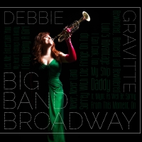 The Avenel Performing Arts Center to Present BIG BAND BROADWAY Starring Debbie Gravitte