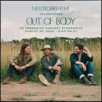 NEEDTOBREATHE Announce 'Celebrating Out Of Body' Immersive Streaming Event Photo