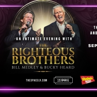 The Space in Las Vegas Presents The Righteous Brothers, John Lloyd Young, Carrie St. Louis Photo