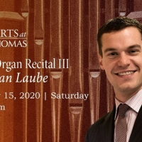 Concerts At Saint Thomas Rings In The New Year With An Organ Recital From Nathan Laub Photo