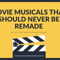 Student Blog: Movie Musicals That Should NEVER Be Remade Photo